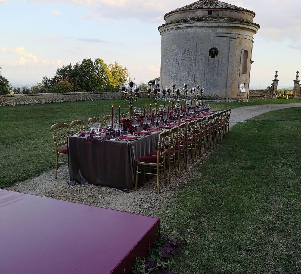 Castello di celsa grigio oro e bourdeaux (4)